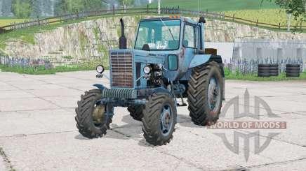 МТЗ-82 Белаᵽус для Farming Simulator 2015