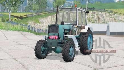 ЮМЗ-6КЛ〡поддержка фронтального погрузчика для Farming Simulator 2015