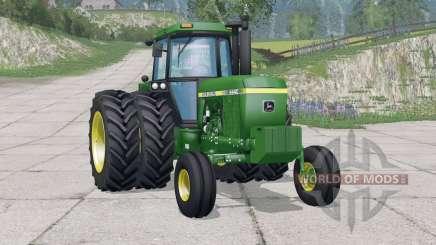 John Deere 44Ꝝ0 для Farming Simulator 2015