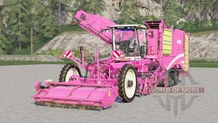 Grimme Varitron 470 Platinum Terra Trac〡capacity choice для Farming Simulator 2017