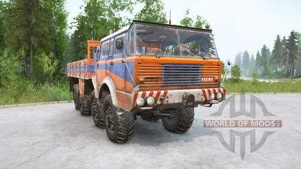 Tatra T813 8x8 v1.1 для MudRunner