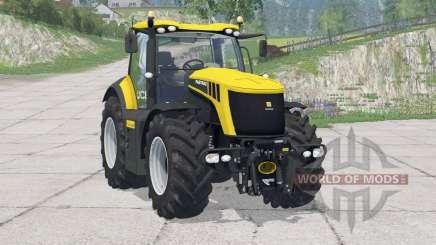 JCB Fastrac 8310〡new dynamic exhausting system для Farming Simulator 2015