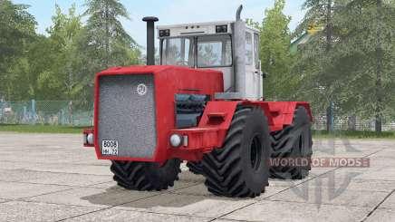 Кировец К-710〡увеличенные крылья для Farming Simulator 2017