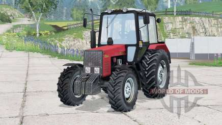МТЗ-820.4 Беларус〡регулируемая навеска для Farming Simulator 2015