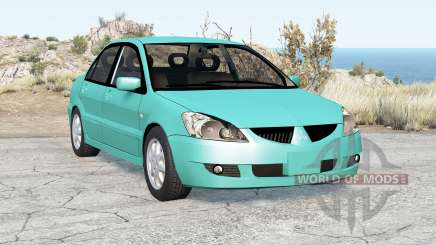 Mitsubishi Lancer 2004 для BeamNG Drive