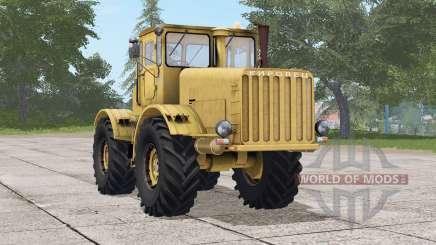 Kirovec K-700〡engine selection для Farming Simulator 2017