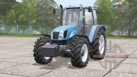 New Holland T5000 series〡front hydraulic or weight для Farming Simulator 2017