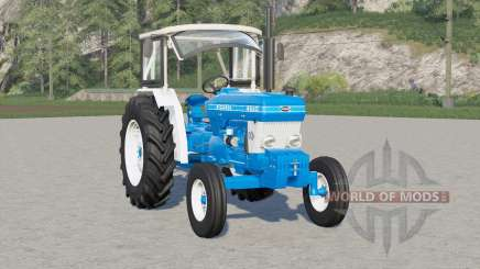 Ford 10 series для Farming Simulator 2017