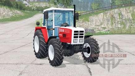 Steyr 8090A Turbꝺ для Farming Simulator 2015