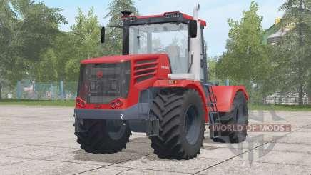 Kirovec K-744R4〡indoor light для Farming Simulator 2017