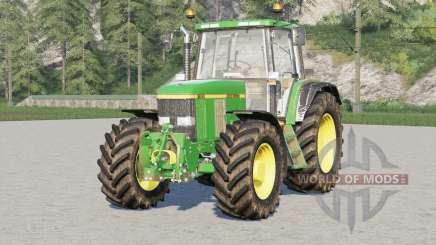 John Deere 6010 serieꞩ для Farming Simulator 2017