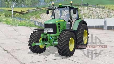 John Deere 7530 Premiuᴍ для Farming Simulator 2015
