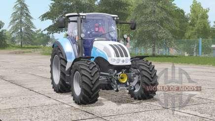 Steyr Multi 4000〡engine selection для Farming Simulator 2017