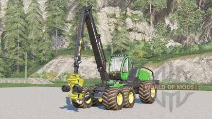 John Deere 1470G〡Speed Edition для Farming Simulator 2017