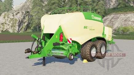 Krone BiG Pack 1290 HDP II (XC)〡square baler для Farming Simulator 2017