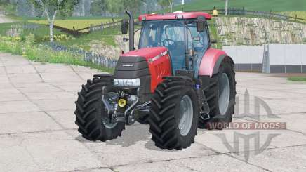 Case IH Puma 160 CVX〡full lighting для Farming Simulator 2015