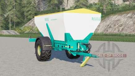 Camara AD9〡two types of wheel для Farming Simulator 2017