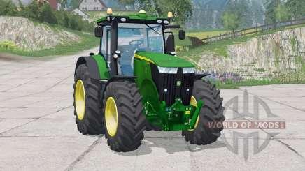 John Deere 7ろ10R для Farming Simulator 2015