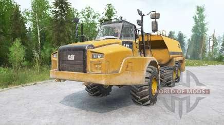 Caterpillar 745C для MudRunner