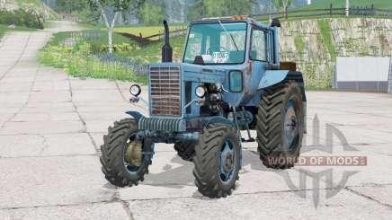 MTZ-82 Belaruꚃ для Farming Simulator 2015