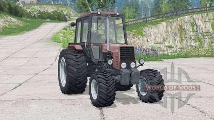 МТЗ-82.1 Белаꝓус для Farming Simulator 2015