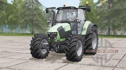 Deutz-Fahr 5110 TŦV для Farming Simulator 2017