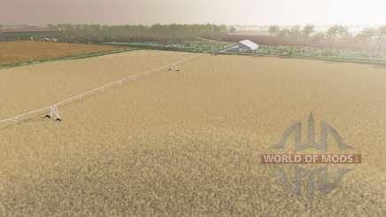 Hautes Landes для Farming Simulator 2017