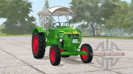 Deutz D 40S〡small, robust tractor для Farming Simulator 2017