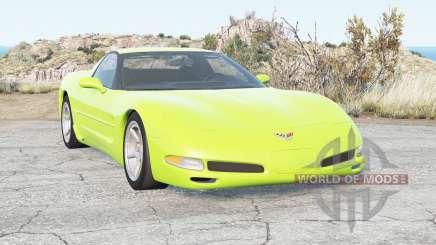Chevrolet Corvette Z06 (C5) 2002 для BeamNG Drive