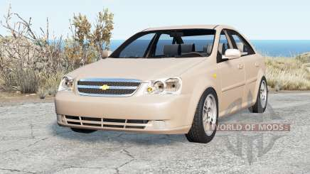 Chevrolet Lacetti Sedan 2006 для BeamNG Drive