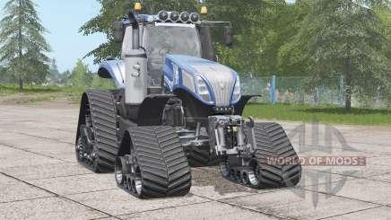 New Holland T8 series〡QuadTrac для Farming Simulator 2017