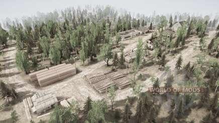 Крепостной Зилаир для MudRunner