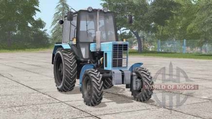 MTZ-82.1 Belarus〡bonnet opens для Farming Simulator 2017
