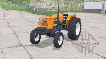 Fiat 640〡includes front weight для Farming Simulator 2015