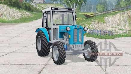 Rakovica 65〡ponte snodabile для Farming Simulator 2015