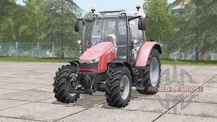 Massey Ferguson 5610〡with frontloader для Farming Simulator 2017