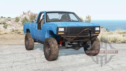 Gavril D-Series Off-Road v2.0 для BeamNG Drive