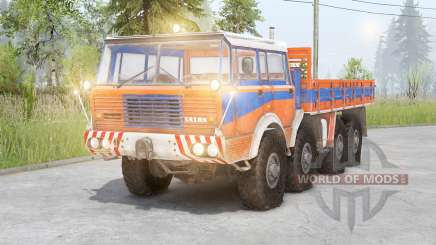 Tatra T813 8x8 для Spin Tires