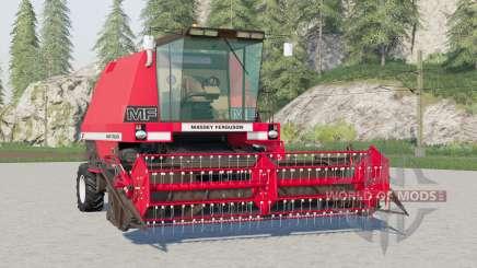 Massey Ferguson 27 для Farming Simulator 2017
