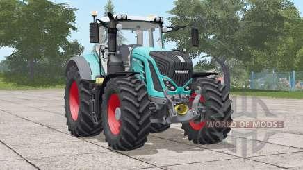 Fendt 900 Vario〡lot of extra configurations для Farming Simulator 2017