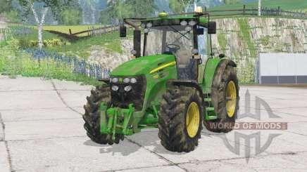 John Deerⱸ 7930 для Farming Simulator 2015