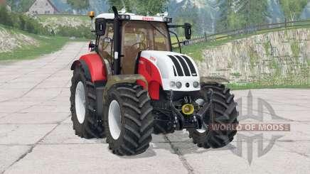 Steyr 6230 CꝞT для Farming Simulator 2015
