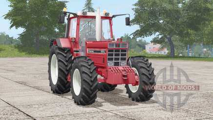 International 55 series〡exaust flap для Farming Simulator 2017
