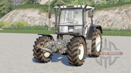 Fendt F 380 GTA Turbo〡animated levers для Farming Simulator 2017