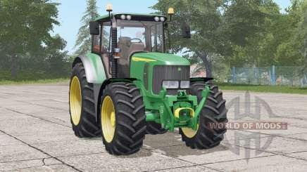 John Deere 69Զ0S для Farming Simulator 2017