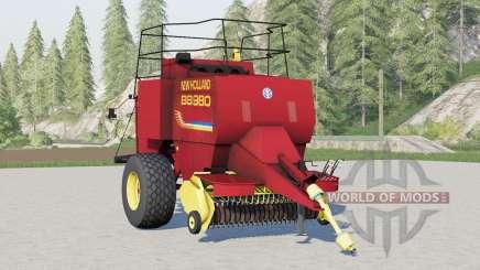 New Holland BB980 для Farming Simulator 2017