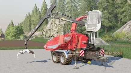 Jenz HEM 583 Z〡ajusted arm controls для Farming Simulator 2017