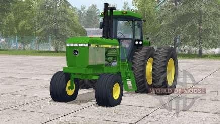 John Deere 4050 series〡design choice для Farming Simulator 2017