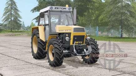 Zetor 8145〡front hydraulic or weight для Farming Simulator 2017