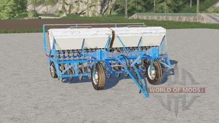 СЗП-3,6 для Farming Simulator 2017